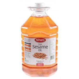 Niharti Sesame Oil - 5L