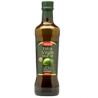 Niharti Extra Virgin Olive Oil - 500ML