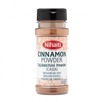 Niharti Cinnamon Powder Jars - 100G