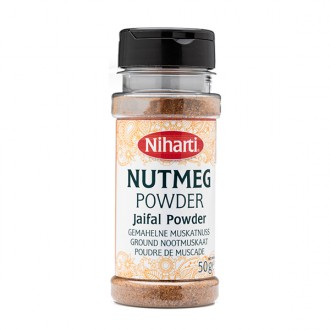 Niharti Nutmeg Powder Jars - 50G