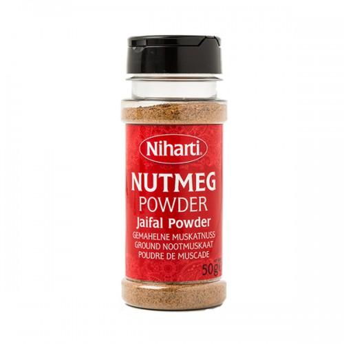 Niharti Nutmeg Powder Jars - 50G