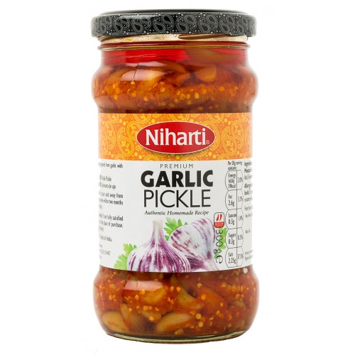 Niharti Premium Garlic Pickle 300g