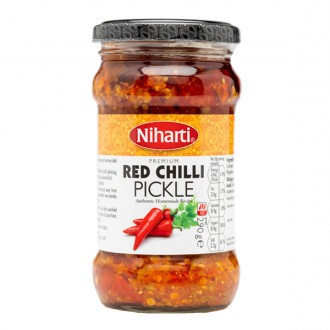 Niharti Premium Red Chilli Pickle 290g