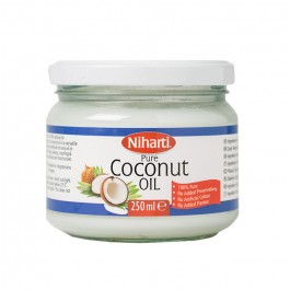Niharti Coconut Oil Jars - 250ML