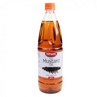 Niharti Mustard Oil - 1L