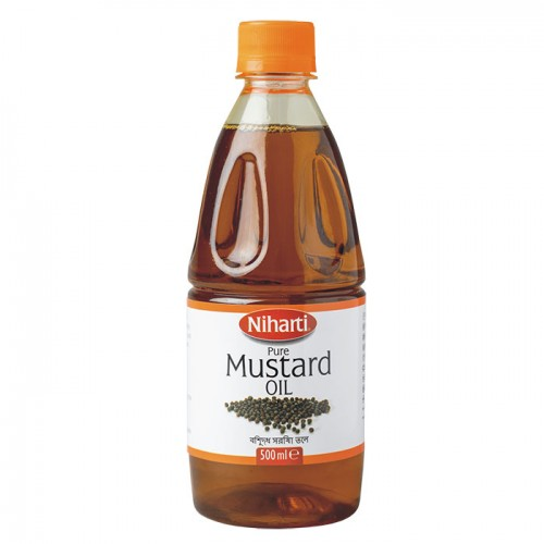 Niharti Mustard Oil - 500ML