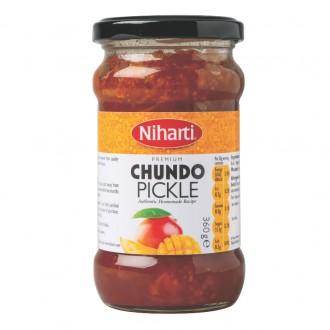 Niharti Premium Chundo Pickle 360g