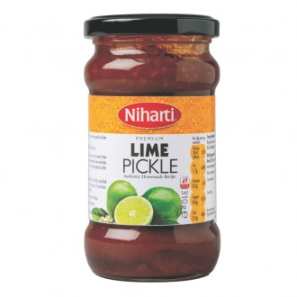 Niharti Premium Lime Pickle 310g