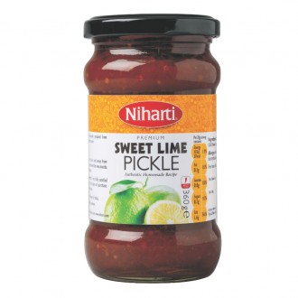 Niharti Premium Sweet Lime Pickle 360g