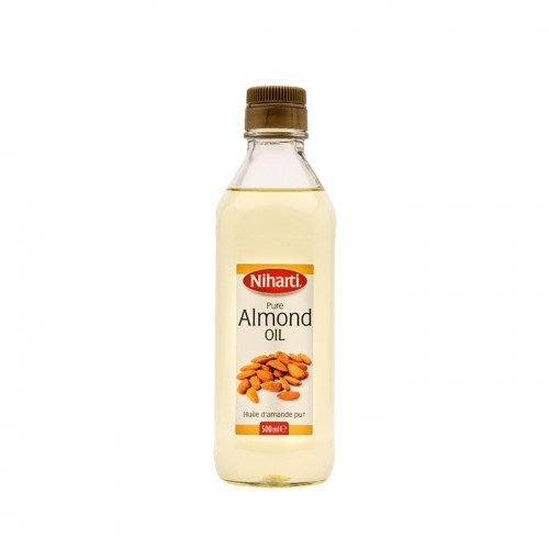Niharti Almond Oil - 500ML
