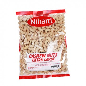 Niharti Cashew Nuts Extra Large - 700G
