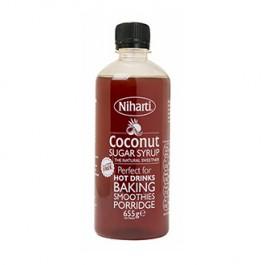 Niharti Coconut Sugar Syrup 655g