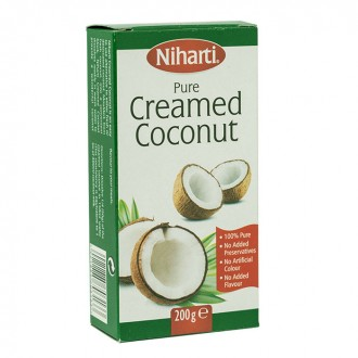 Niharti Coconut Cream -  200G