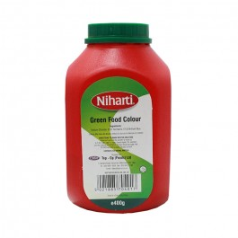 Niharti Food Colour Green Large - 400G