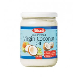 Niharti Virgin Coconut Oil Jars - 500ML